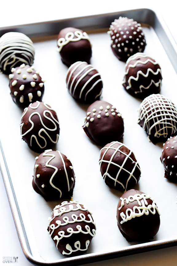 Easter Treats Extraordinary How To Decorate Oreo Balls